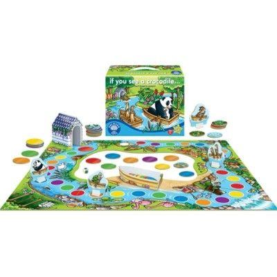 Spel - Om du ser en krokodil - Orchard Toys