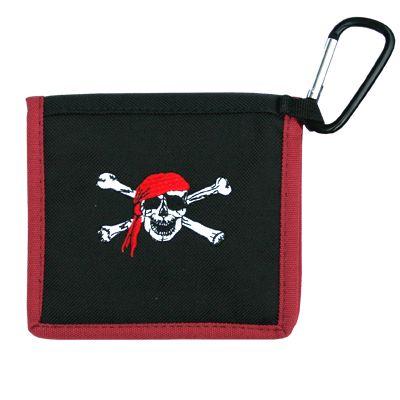 Plånbok med pirater