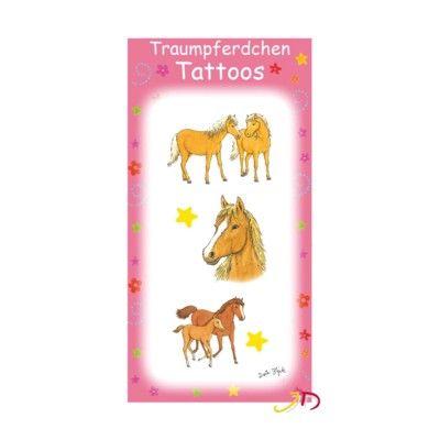 Tatuering - fina hästar