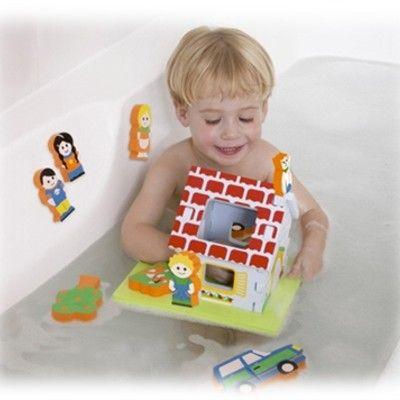 Badlek - flytande hus