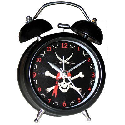 Piratväckarklocka