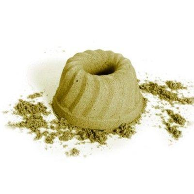 Sandform - grön