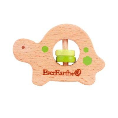 Gripleksak - sköldpadda - ekologisk från EverEarth