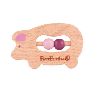 Gripleksak - gris - ekologisk från EverEarth
