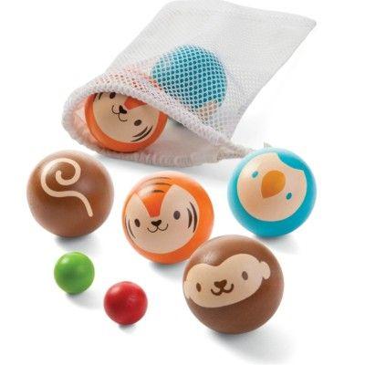 Spel - Boule - djur - ekologisk från PlanToys
