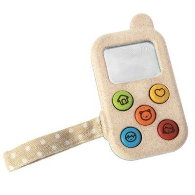 Min första telefon - ekologisk från PlanToys
