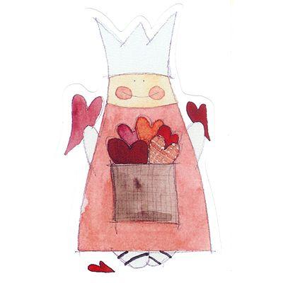 Wallsticker - Prinsessa