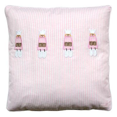 Kudde med 4 prinsessor