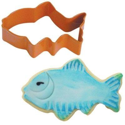 Kakform - fisk
