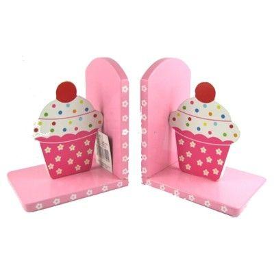 Bokstöd - Cupcake