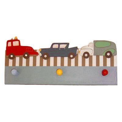 Knopplist - Vintage Cars
