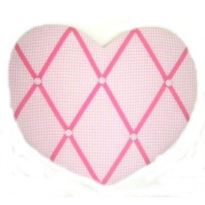 Anslagstavla - rosa hjärta