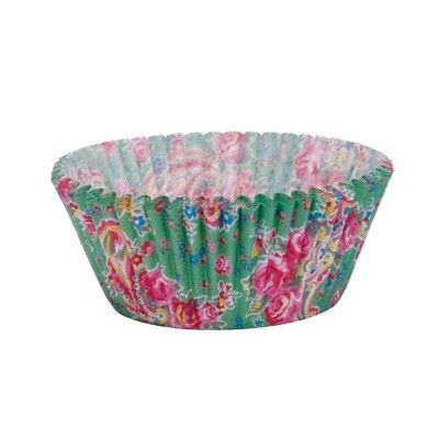 Muffinsformar - paisleymönstrade - 100 st