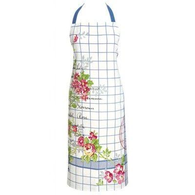 Förkläde - Garden Check - GreenGate