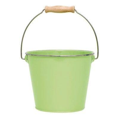 Hink i plåt - vårgrön