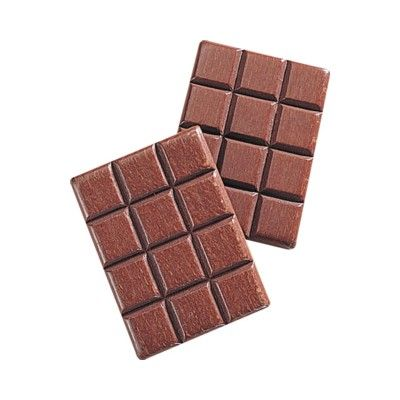 Leksaksmat - Chokladkaka i trä