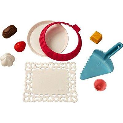 Sandleksak - baka sötsaker - 9 delar