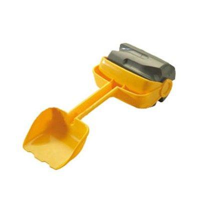 Sandleksak - spade med hjul