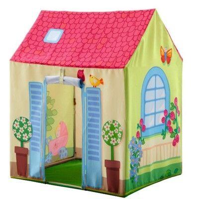 Tält till lek - Lillis villa