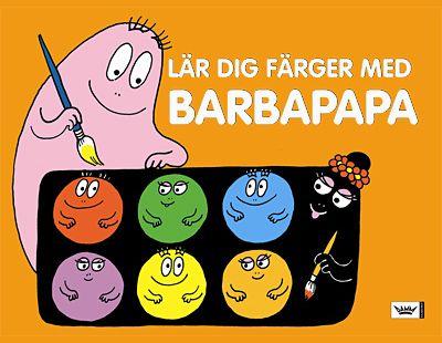 Lär dig färger med Barbapapa