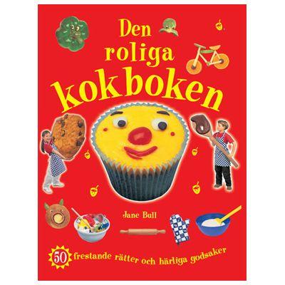 Den roliga kokboken