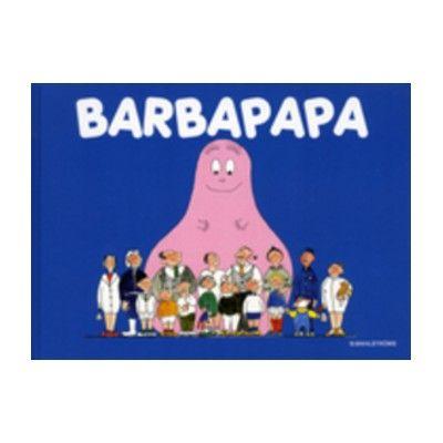 Barbapapa, bok