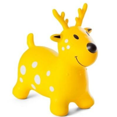 Hoppdjur - rådjur, gul