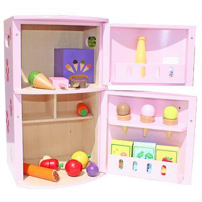 Kylskåp i trä - Magni