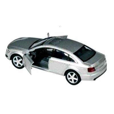 Bil i metall - Audi A6 - silver