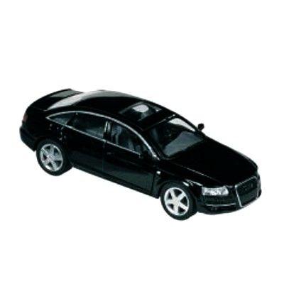 Bil i metall - Audi A6 - svart