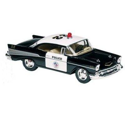 Bil i metall - Chevrolet Bel Air polis
