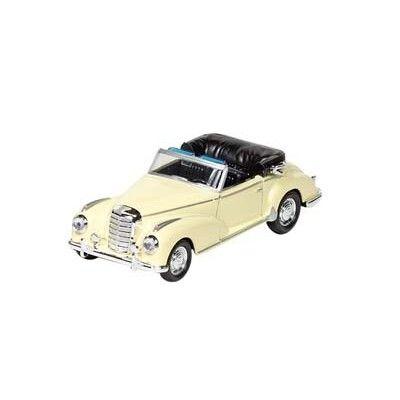 Bil i metall - Mercedes Benz 300s (1955) - creme cab