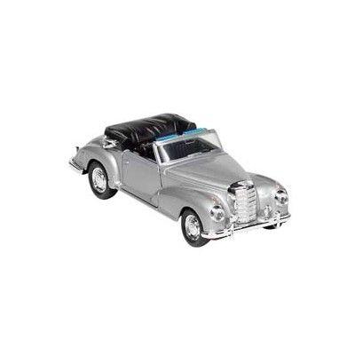 Bil i metall - Mercedes Benz 300s (1955) - silver cab