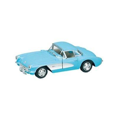 Bil i metall - Chevrolet Corvette (1957)