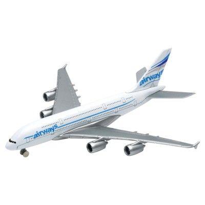 Flygplan i metall - Airbus A380