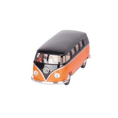 Bil i metall - Volkswagen Classical Bus (1962) - orange