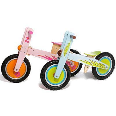 Balanscykel - rosa