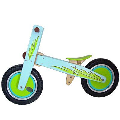 Balanscykel - turkos