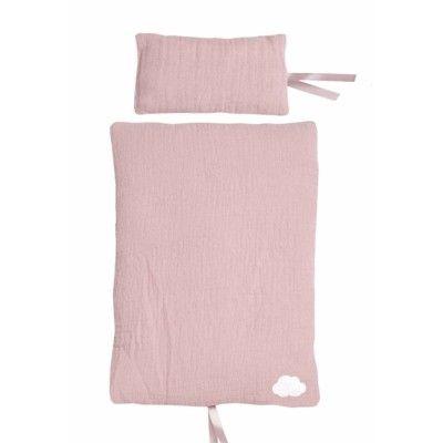 Sängkläder till docksäng - Jabadabado