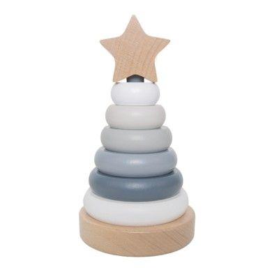 Stapeltorn - grå - Jabadabado
