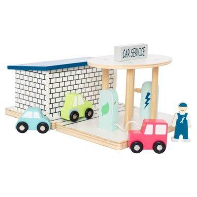 Bilverkstad med garage - Jabadabado