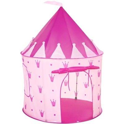 Tält till lek - Prinsesstält - Krona