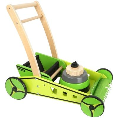 Gåvagn - gräsklippare