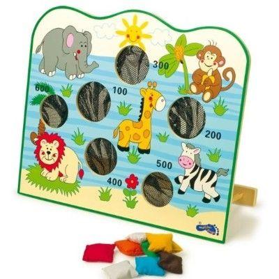 Tivolispel - träffa hålen - perfekt till barnkalaset