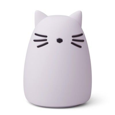 Nattlampa - Winston - Cat light lavender - Liewood