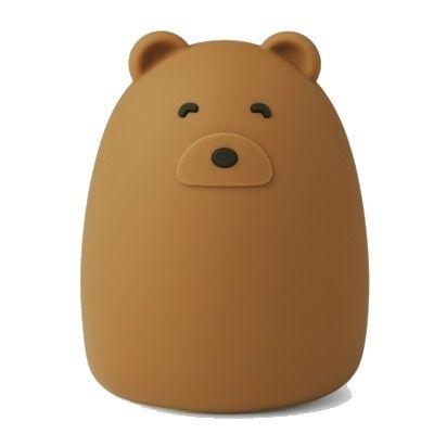 Nattlampa - Winston - Mr bear golden caramel - Liewood