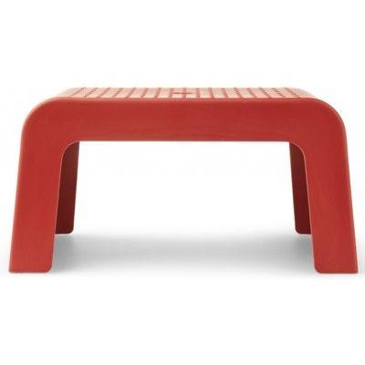 Pall - Ulla step stool - Apple red - Liewood