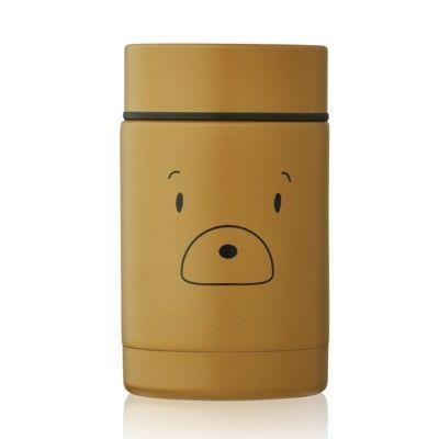 Matburk - Mr bear golden caramel - Liewood