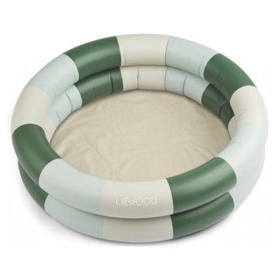 Pool - Leonore pool - Garden green/sandy/dove blue - Liewood