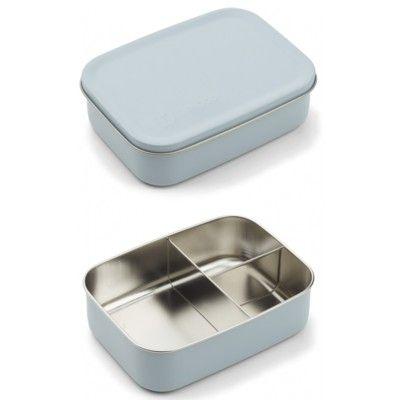 Matlåda - Jimmy lunchbox - Mr bear sea blue - Liewood